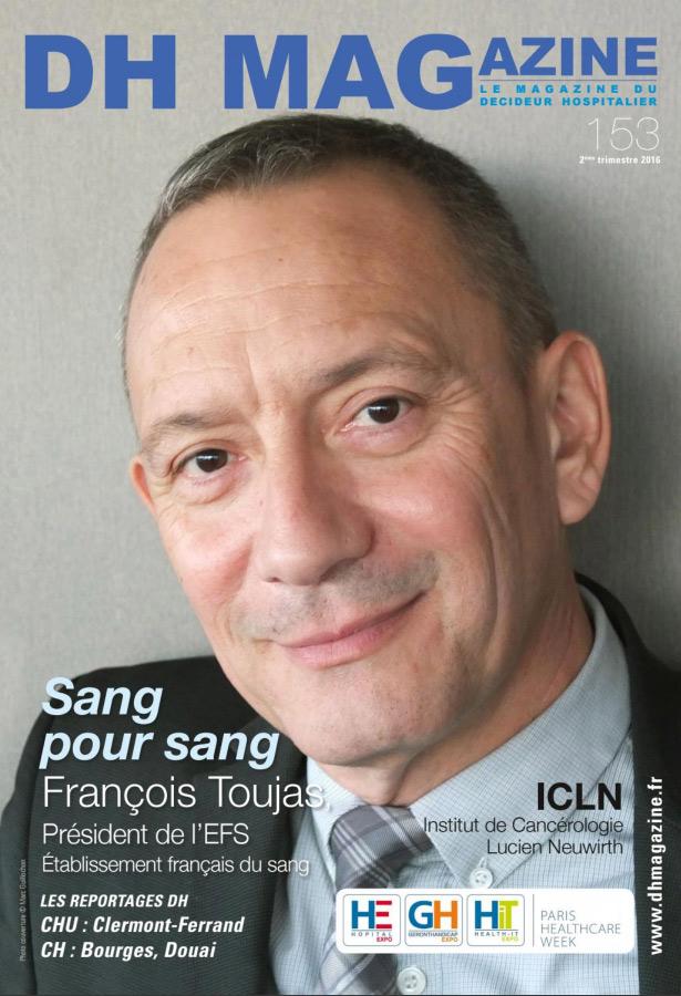 couverture de magazine spécialisé
