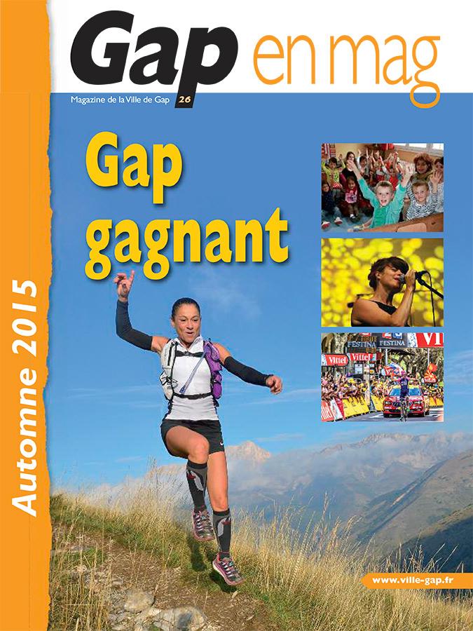 Gap magazine