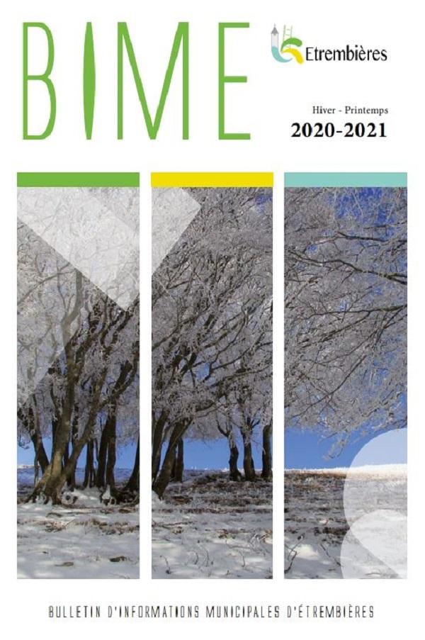 BIME Etrembières bulletin magazine informations municipales