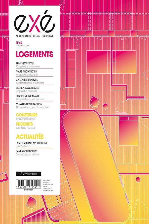 exé 44 architecture à vivre édition